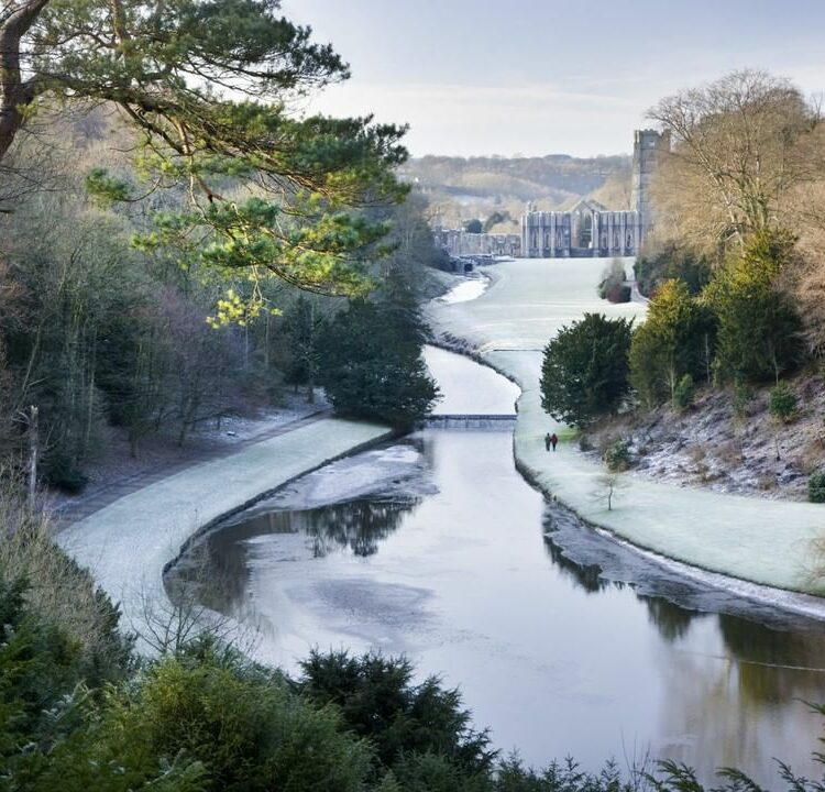 Merry Christmas everybody from all at Fountains Abbey and Studley Royal. We hope you have a wonderful day full of family and friends. . . . . . #nationaltrust #fountainsabbey #studleyroyal #studleyroyalwatergarden #northyorkshire #visitnorthyorkshire #capturingbritain #mybritain  #myHarrogate #instabritain #ukpotd #potd #fountainsabbeyandstudleyroyal #worldheritagesite #UNESCO #georgiangarden #gloriousgardens #watergarden #welcometoyorkshire #visitharrogate #visitripon #yorkshire #visityorkshire #brilliantbritain #beautifulbritain #beautifuldestinations