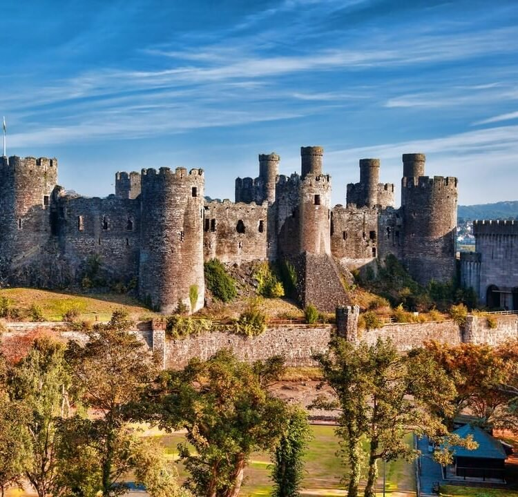 #Chapter3 - Castles of King Edward. They are some of the finest medieval military castles in Europe since 1283. The four castles of Beaumaris, Conwy, Caernarfon, Harlech, and the fortified towns at Conwy and Caernarfon have not significantly changed since King Edward I of England?s Chief Architect, James of St George, first designed them in the 1200s. At no place in Europe are you closer to the actual dungeons, drawbridges, and people who constructed this medieval world. In the ?land of the castles?, these four castles represent some of the most magnificent.? ? #castles #gwrych #castlesofinstagram #discoverwales #wales #medieval #architecture #history #worldheritage #england #ukshots #igersuk #unesco?